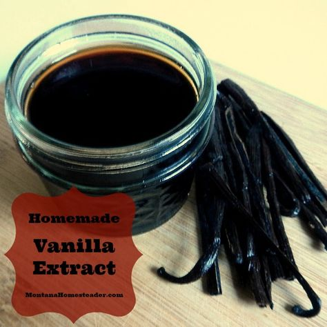 A few years ago was the first time I ever made homemade vanilla extract and I couldn't believe how easy it was! On top of being easy, it tasted so much