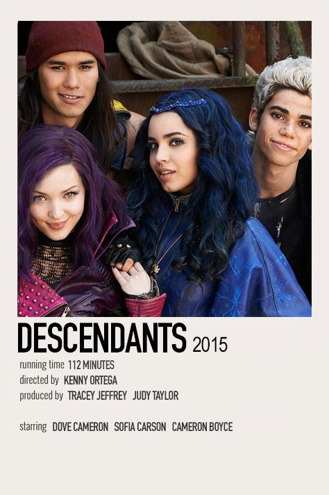 Descendants by Jessi