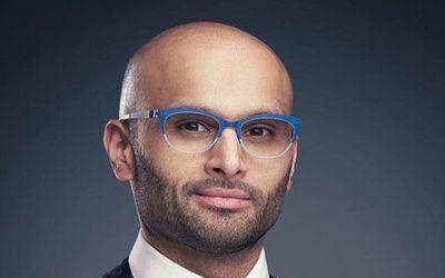 د محمد نبيل الصفي دكتور سناب Square Glass Round Glass Glasses
