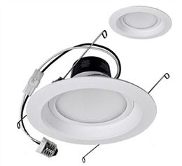 Led Downlight Retrofits For Recessed Can Lights Choose Your Size And Color 9 Watt Retrofit Recessed Lighting Led Recessed Lighting Downlights