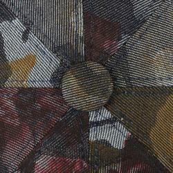 Lierys Seyano Flower Camouflage Flatcap Schirmmütze Baumwollcap Schiebermütze LierysLierys