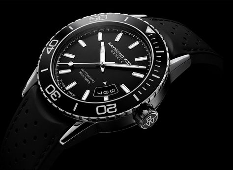 50 Best Black Watches for Men