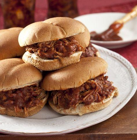 Marlene Koch Barbecued Pulled Pork
