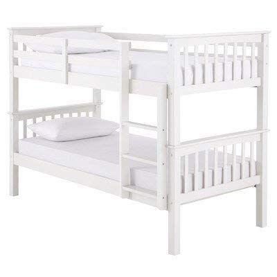 Ideal Furniture Novaro Bunk Bed White Muebles Y Hogar In