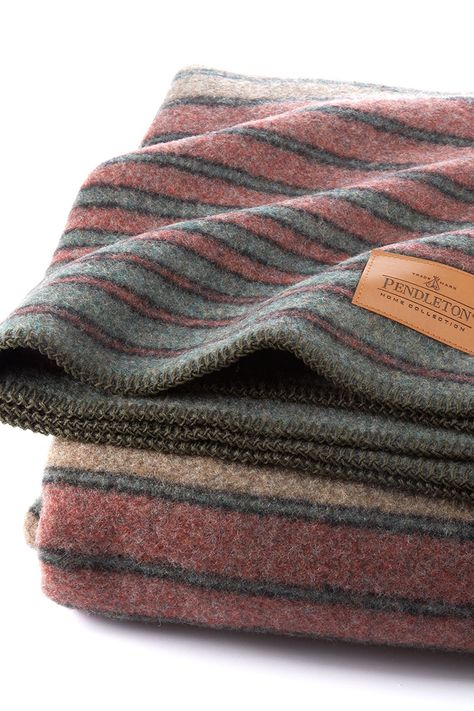 Rugged enough for the campground and comfy enough for the kids' living room fort, the Pendleton Yakima wool blanket provides a generous layer of warmth wherever you need it. Shop for holiday gifts now at REI.com.