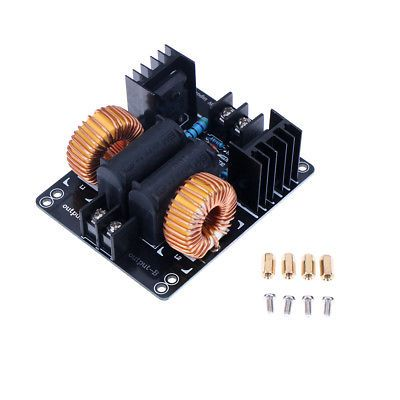 ZVS 1000W High Voltage Induction Heating Board Module Flyback Driver Heater