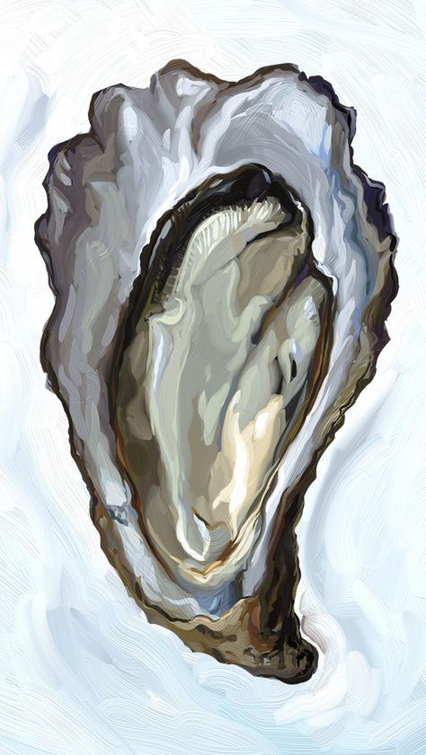'Oysters I have known' by Michele Miller