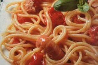 Spaghetti ai Gamberi - Spaghetti with Prawns Recipe on Food52 recipe on Food52