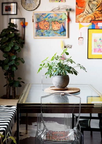 Table Talk - The Eclectic Maximalist Home Of Nashville's Coolest Fashion Designer - Photos