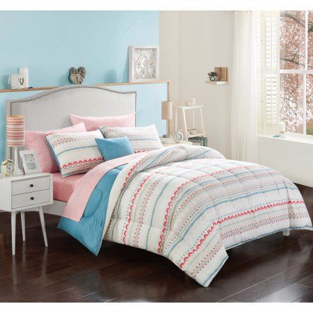 Mainstays Ashley Bed In A Bag Products