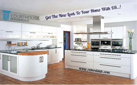 World class kitchen design after remodeling | Modern kitchen ...