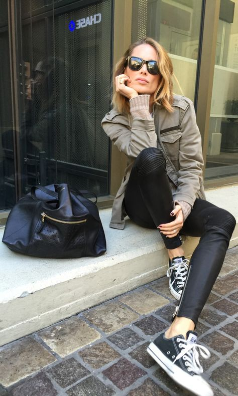 The Khaki Jacket. It Is A Style Staple - Just The Design