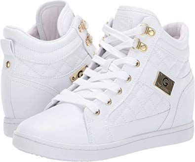 Guess shoes sneakers, Womens shoes wedges
