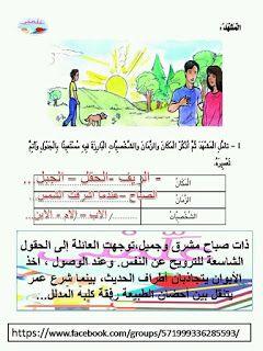 تحميل مجموعة من تمارين إنتاج كتابي سنة رابعة امتحانات تونس Education Words Farah