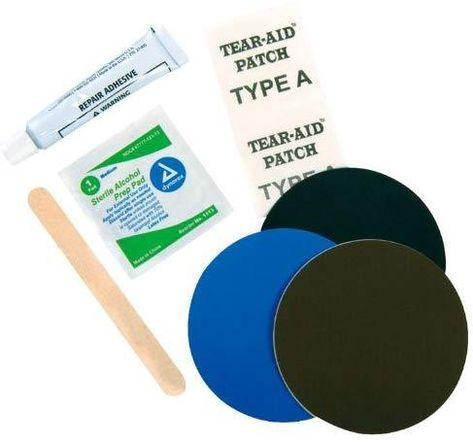 Therm A Rest Permanent Home Mattress Repair Kit Home Repair Repair Camping Mattress