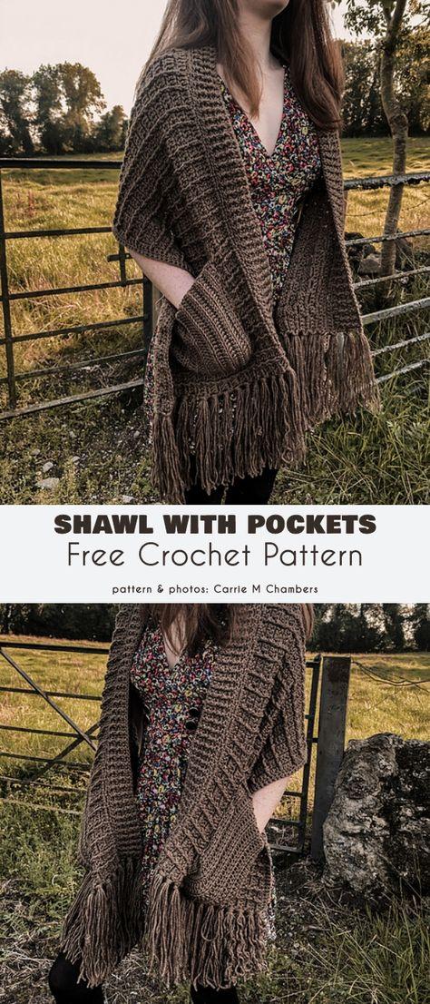 Crochet Cardigan, Crochet Scarves, Crochet Clothes, Crochet Sweaters, Cardigan Pattern, Crochet Patterns, Knitting Patterns, Crochet Designs, Crochet Ideas