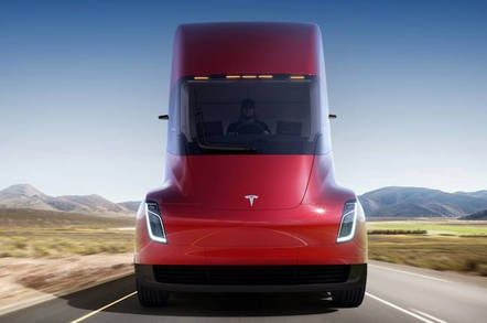 Tesla Reveals A Less Long Legged Truck But A Bigger November To Remember Tesla Truck Reveal Set For Next Month In 2020 Tesla Semi Truck Tesla Roadster Electric Truck