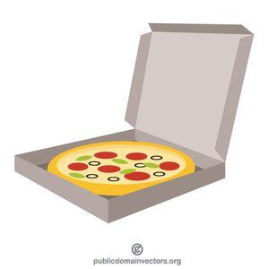 Pizza Box Vector Clip Art Pizza Boxes Clip Art Free Clip Art