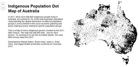 The Racial Dot Map One Dot Per Person For The Entire US - Census dot map us