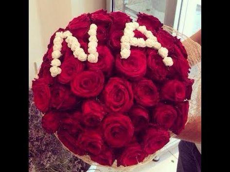 Whatsapp Status Letter A and N, Love Status N and A, Hua hai aj Pheli - YouTube