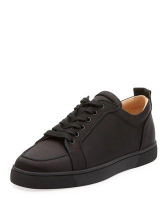 innovative design e3082 dfc76 Men's Rantulow Orlato Low-Top Silk Sneakers | Shoes ...
