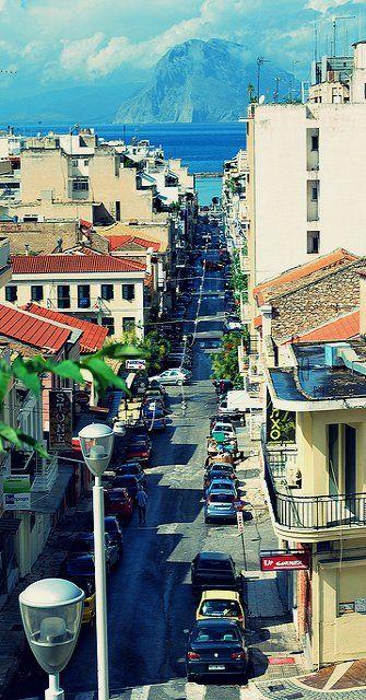 Patra (Achaia), Greece