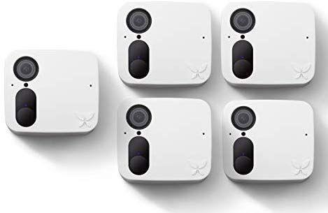 New Ooma Smart Cam Indoor Outdoor Full Hd Security Camera With Night Vision 7 Days Of Free Storage Works With Alexa En 2020 Amigos De La Mano App Iphone Alexa