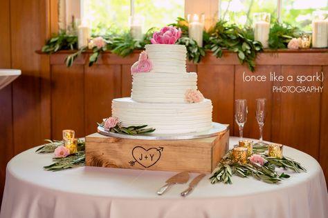 Wedding Cake Ideas Champagne Flutes Navy And White Elegant Cake