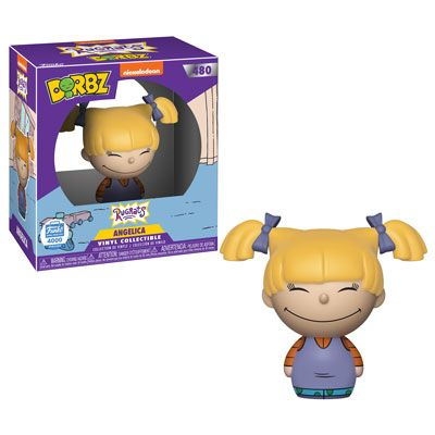 *NEW* Rugrats Angelica Pickles POP Vinyl Figure by Funko