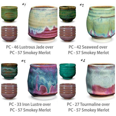 Hottest Pics Ceramics glaze combinations Ideas Most current No Cost Ceramics glaze combinations Popular PC glaze combinations Glazes For Pottery, Pottery Mugs, Ceramic Pottery, Pottery Art, Slab Pottery, Ceramic Bowls, Ceramic Art, Stoneware, Ceramic Mugs