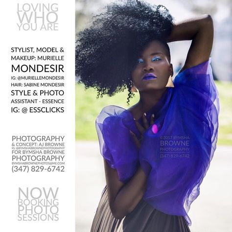 blackgirlmagic Bymsha Browne Photography is...