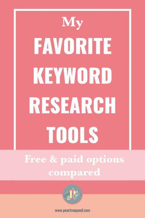 Google Keyword Planner And Alternatives Best Keyword Research