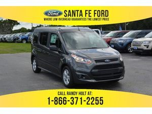 2018 Magnetic Ford Transit Connect Wagon Xlt 386001 Ford Transit