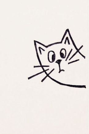 Cat Stamp Custom Rubber Stamps Cat Lover Gift Hand Carved Stamp