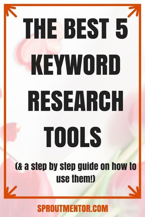 Most Bloggers And Online Marketers Ignore Keyword Research Assuming That It Is Complicated Search Engine Optimization Seo Increasing Pinterest Traffic Research
