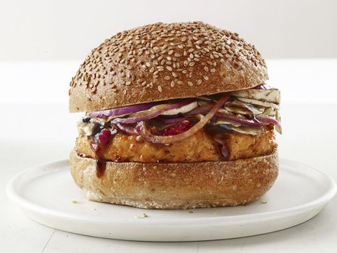Asian Chicken Burgers #FNMag