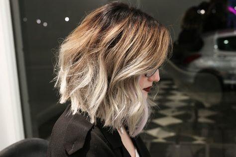 Ombre Für Kurze Haare Frisurenhaar Hair Blond Hair
