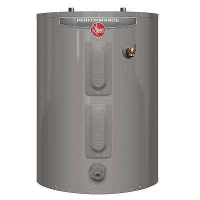 Performance 30 Gal Short 6 Year 4500 4500 Watt Elements Electric Tank Water Heater Water Heater Electric Water Heater Heater