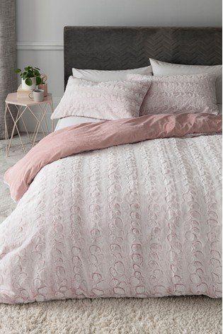 Faux Fur Duvet Cover And Pillowcase Set Duvet Covers Duvet Bedroom Furniture Beds