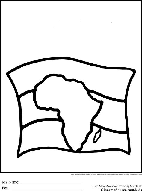 Kwanzaa Coloring Pages Flag Flag Coloring Pages Coloring Pages