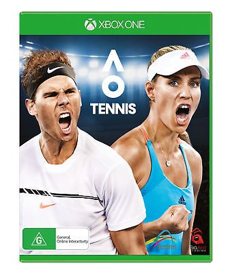 Preorder Ao Tennis Xbox One Game Brand New 72 51 End Date Friday Jan 26 2018 1 30 15 Pst Buy It Now For Only 72 51 Bu