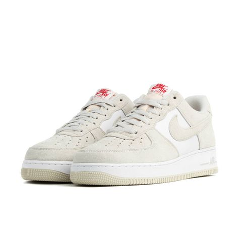 Nike Air Force 1 07 LV8 in braun CI2677 001 in 2019 | Nike