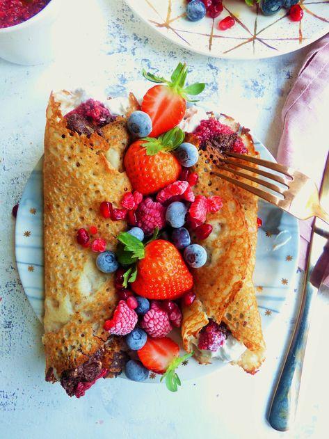 British pancakes — Holly Tree Kitchen