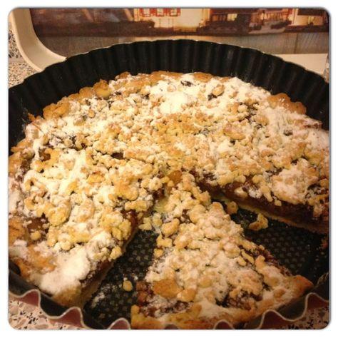 Kayısı Marmelatlı Tart (Turta), pie