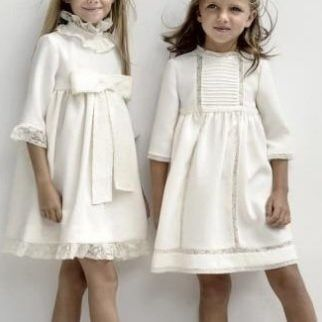 Patrón Vestido Imperio Para Niña Vestidos Para Niñas Vestidos Imperio Patron Vestido Niña