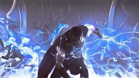 Thor God Of Thunder 4k Art Thor Wallpapers Thor Ragnarok Wallpapers