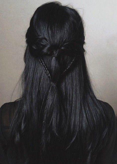 56 Best Gorgeous Easy School Long Hairstyles For Fall And Winter Page 13 Of 5 Frisuren Langhaar Schwarze Haare Flechten Schonheit