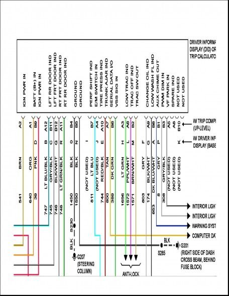 2006 grand prix monsoon wiring diagram diagram pontiac grand am 2006 Equinox Radio Wiring