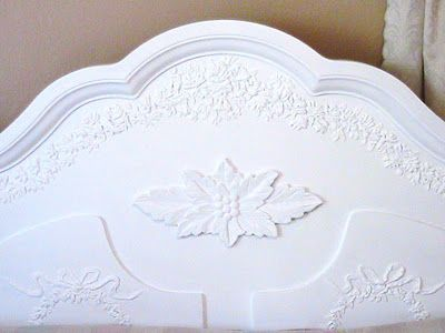 Katty's Cosy Cove: Making furniture appliques