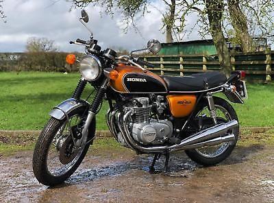 Ebay Honda Cb500 Ko 1972 Rare Model Classic Japanese Motorcycle Japanese Motorcycle Vintage Bikes Classic Bikes